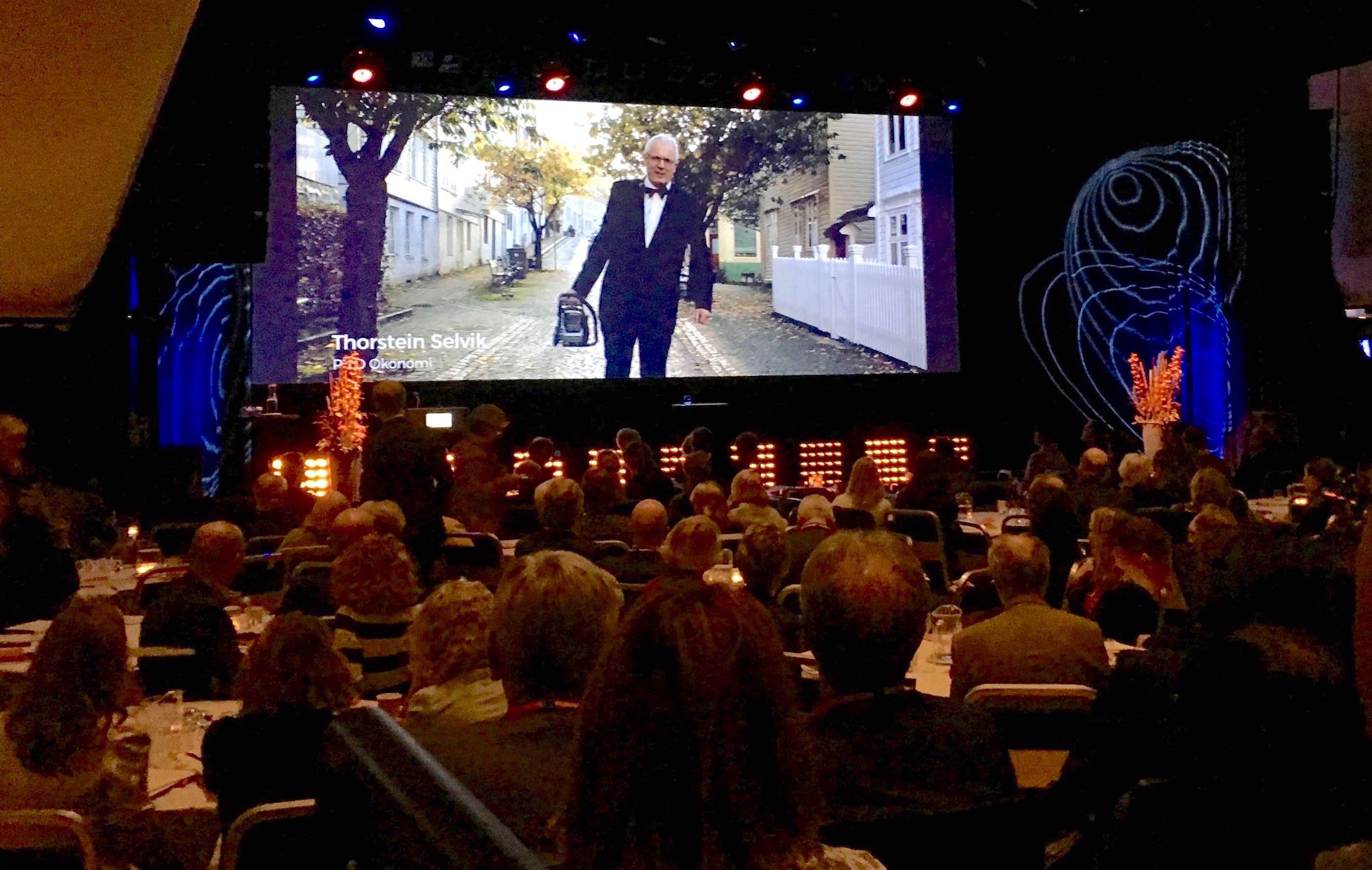 Lansering av Leieting.no på Årskonferansen 2015