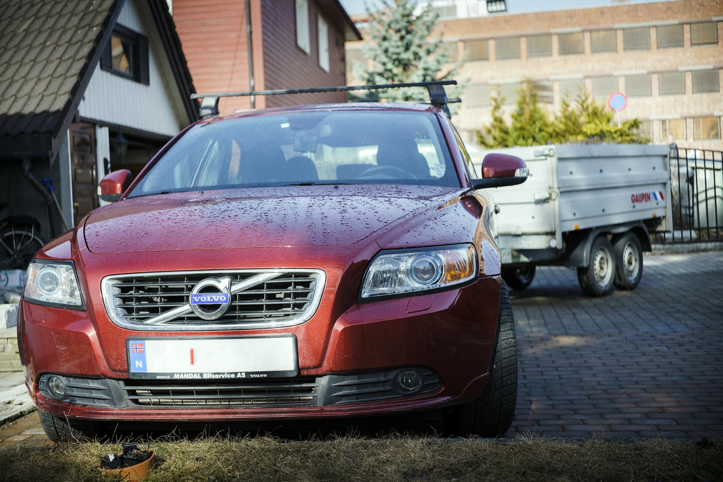 Bilen til Pål kan leies på Leieting.no