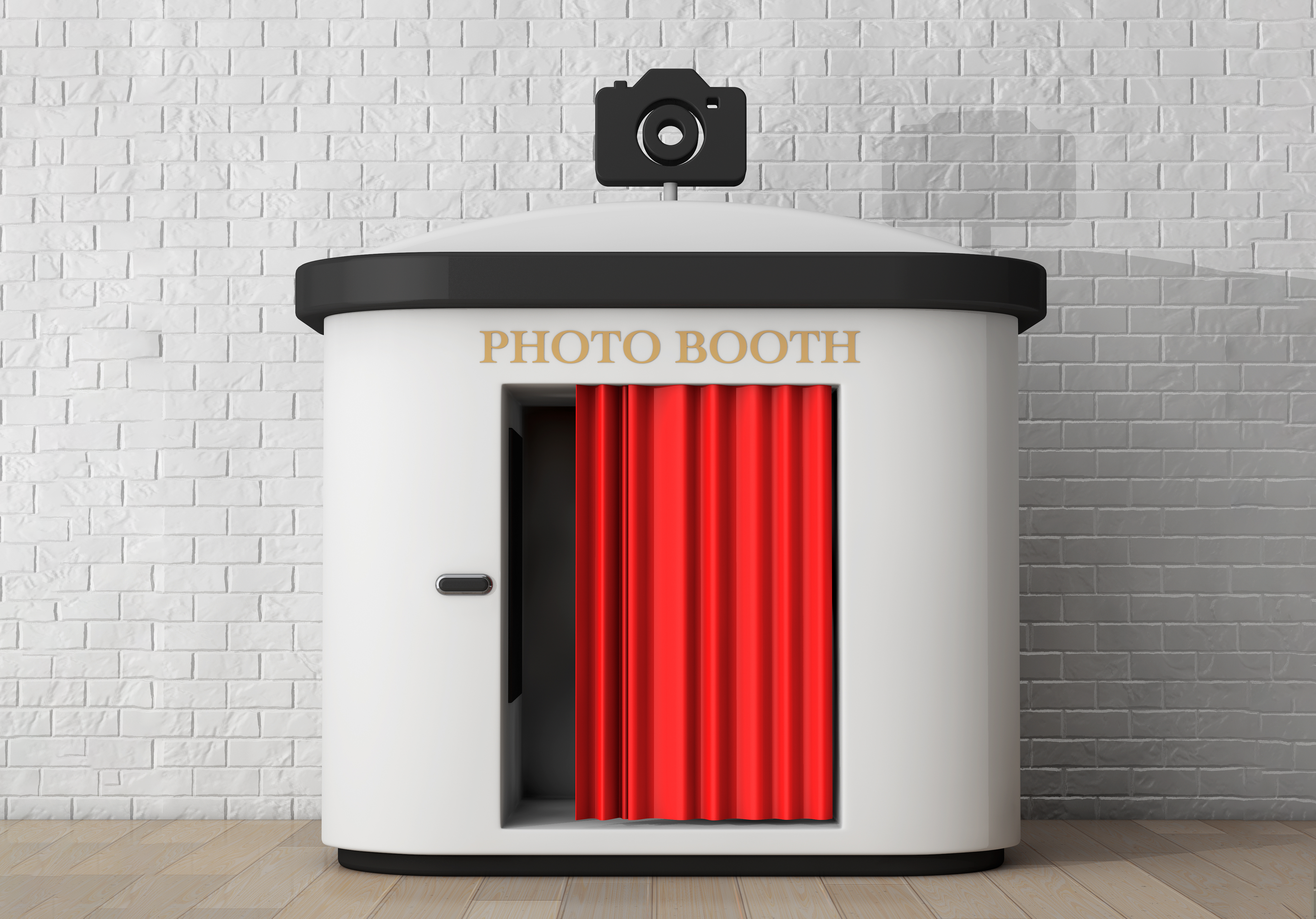 Månedens leieting: photo booths!